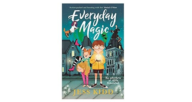 Feature Image - Everyday Magic by Jess Kidd