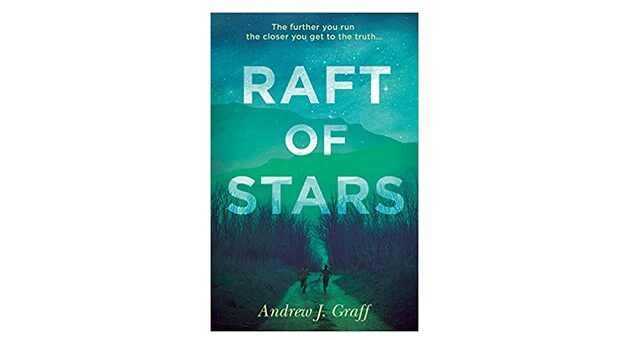 Feature Image - Raft of Stars by Andrew J. Graff