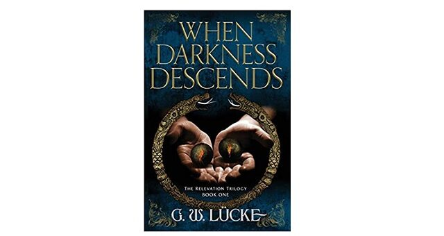 Feature Image - When Darkness Descends by G. W. Lucke