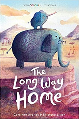 The Long Way Home by Corrinne Averiss