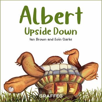 Albert Upside Down by Ian Brown