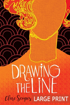 Drawing The Line No Ladies in Room A3 by Clare Scopes