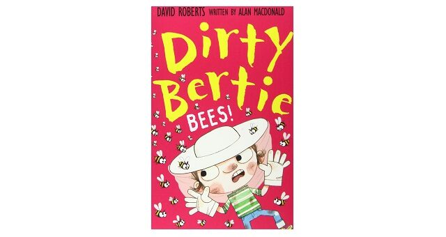 Feature Image - Dirty Bertie Bees by Alan Macdonald