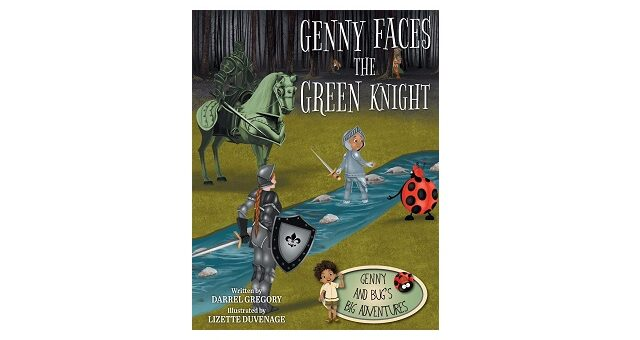 Feature Image - Genny Faces the Green Knight by Darrel Gregory