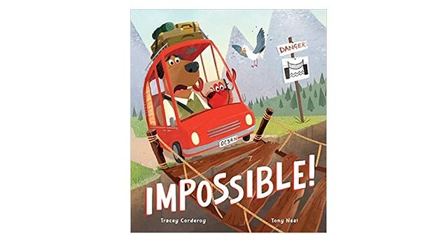Feature Image - Impossible by Tracey Corderoy