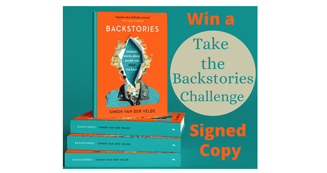 Feature Image - Take the backstories challenge