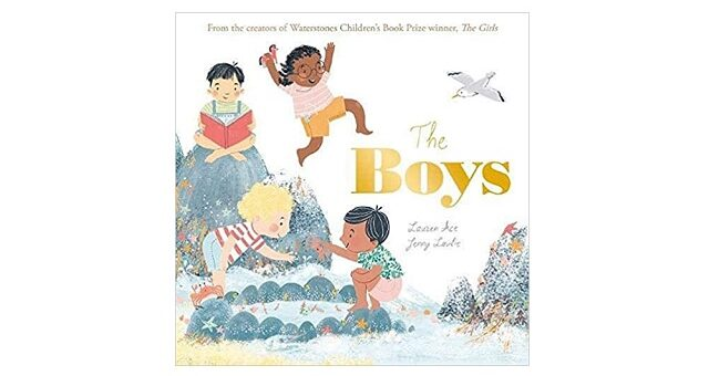Feature Image - The Boys by Lauren Ace
