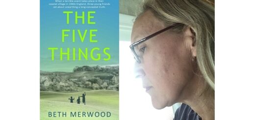Feature Image - The Five Things by Beth Merwood