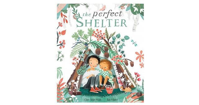 Feature Image - The Perfect Shelter by Clare Helen Welsh