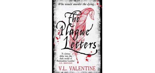 Feature Image - The Plague Letters by V.L. Valentine