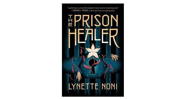 Feature Image - The Prison Healer by Lynette Noni