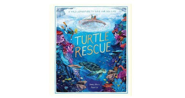 Feature Image - Turtle Rescue by Jonny Marx
