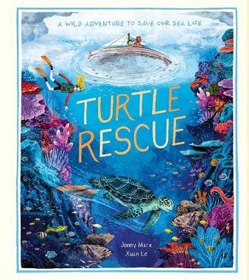 Turtle Rescue by Jonny Marx