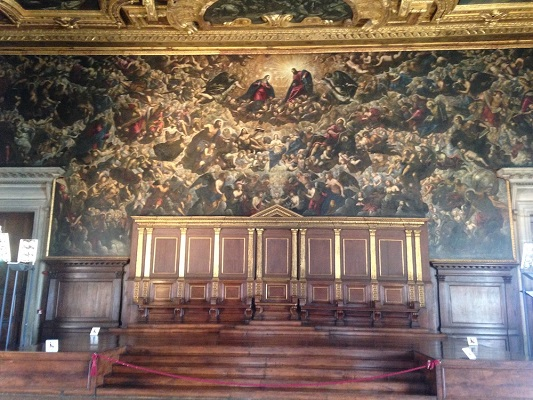 What Venice Can Teach Us About Living Forever Doges Palace