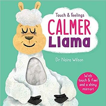 Calmer LLama by Dr Naira Wilson