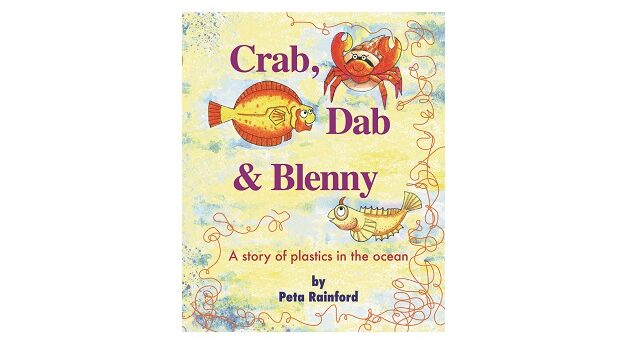 Feature Image - Crab, Dab and Blenny by Peta Rainford