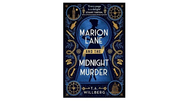 Feature Image - Marion Lane and the Midnight Murder by T.A. Willberg