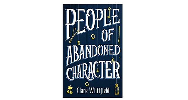 Feature Image - People of Abandoned Character by Clare Whitfield