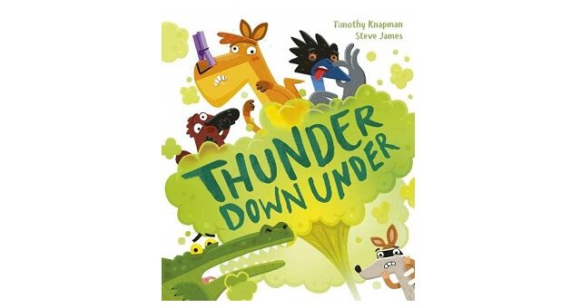 Feature Image - Thunder Down Under by Timothy Knapman