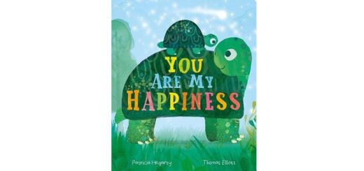 Feature Image - You are my Happiness by Patricia Hegarty