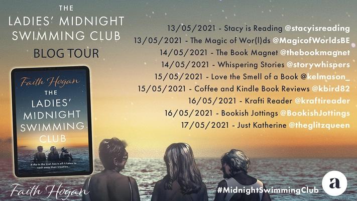 Ladies' Midnight Swimming Club Blog Tour 3