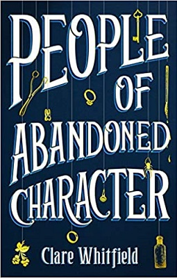 People of Abandoned Character by Clare Whitfield