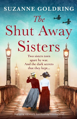 THE SHUT AWAY SISTERS by Suzanne Goldring