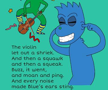 FMW-Blue-cartoon-character-fingers-in-ears-violin