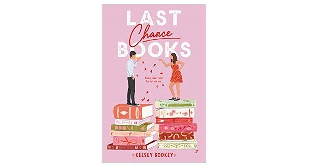 Feature Image - Last Chance Books by Kelsey Rodkey
