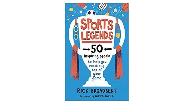 Feature Image - Sports Legends by Rick Broadbent