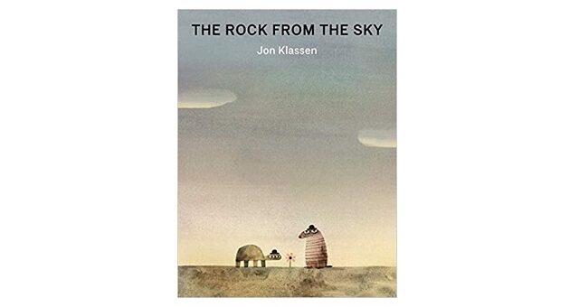 Feature Image - The Rock from the Sky by Jon Klassen