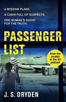 Passenger List by J. S. Dryden
