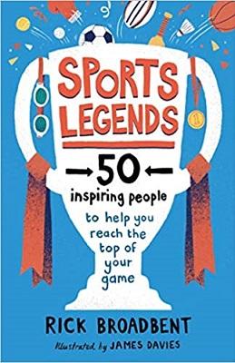 Sports Legends by Rick Broadbent