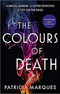 The Colors of Death by Patricia Marques