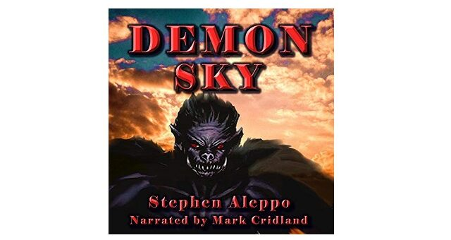 Feature Image - Demon Sky by Stephen Aleppo