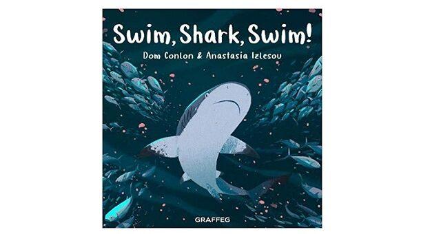 Feature Image - Swim Shark Swim by Dom Conlon