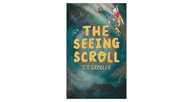 Feature Image - The Seeing Scrolls by J.T. Grobler