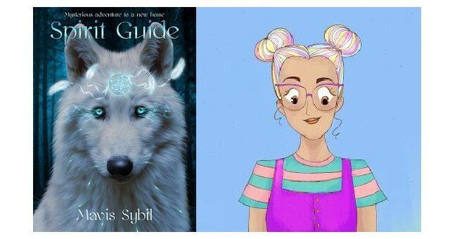 Feature Image - spirit guide by Mavis Sybil promo post