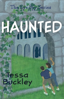 Haunted by Tessa Buckley