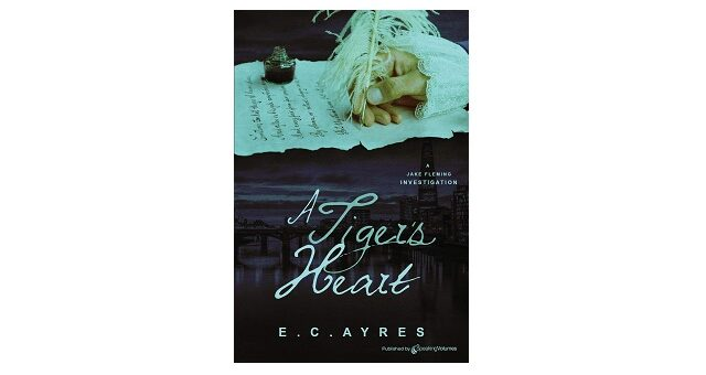 Feature Image - A Tiger's Heart by E.C Ayres