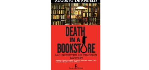Feature Image - Death in a Bookstore by Augusto De Angelis