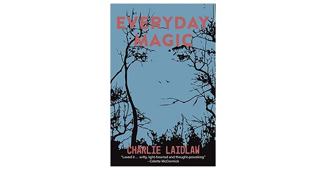 Feature Image - Everyday Magic by Charlie Laidlaw