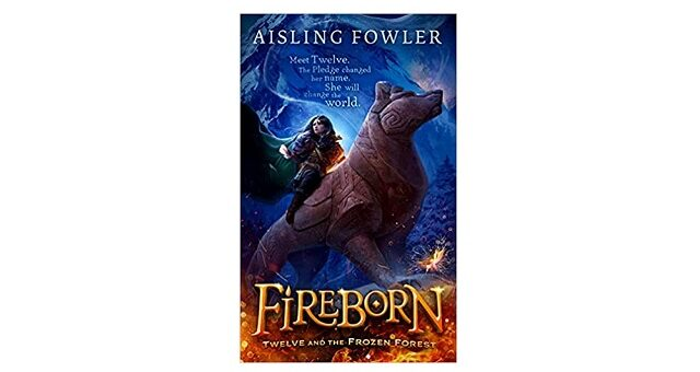 Feature Image - Fireborn by Aisling Fowler