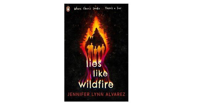 Feature Image - Lies Like Wildfire by Jennier Lynn Alvarez