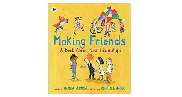 Feature Image - Making Friends by Amanda McCardie