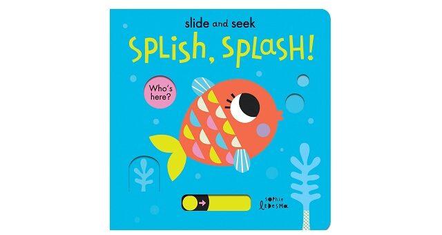 Feature Image - Splish, Splash by Isabel Otter