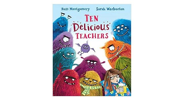 Feature Image - Ten Delicious Teachers by Ross Montgomery