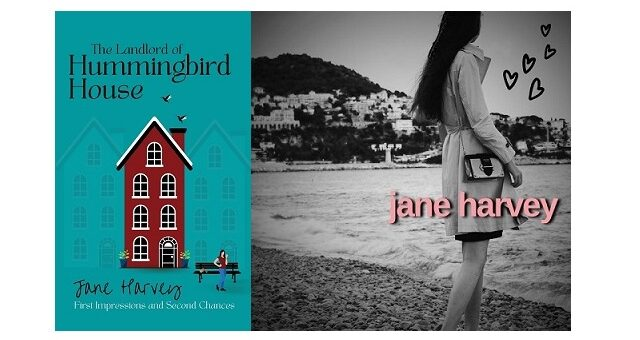 Feature Image - The Landlord of Hummingbird House by Jane Harvey