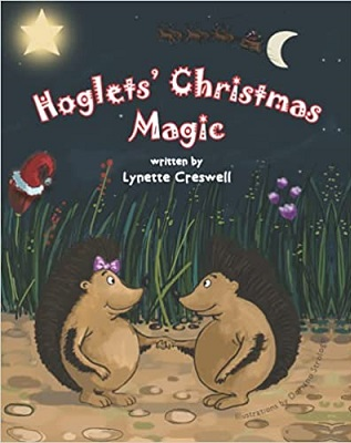 Hoglets Christmas Magic by Lynette Creswell