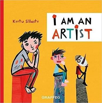 I Am an Artist by Kertu Sillaste